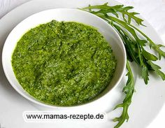 Rezept Rucola- Pesto auf Mamas Rezepte Homepage