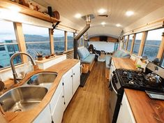 How Much Does a Bus Conversion Cost? If you are dreaming of converting a school bus into a home on wheels read about our experience finding and buying one. School Bus Tiny House, School Bus House, Bus Remodel, Minibus, Converted School Bus, Rv Bus, Bus Interior, Bus Living, School Bus Conversion