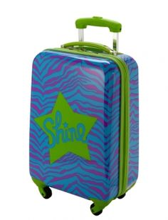 Critter Suitcase | Girls Travel Luggage Accessories | Shop Justice ...
