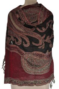 Designer Beads Shawl DBS0005 Price: $52.00  SKU: DBS0005 Weight: 100.00 Grams