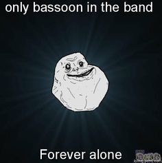 only bassoon