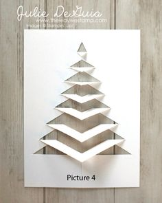 Christmas and Holiday Card Ideas | The Way We Stamp