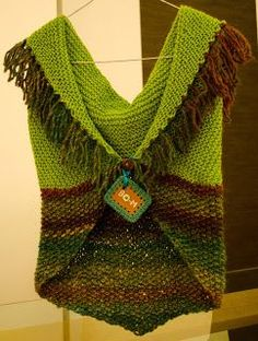 Bo-M: Colete Verde