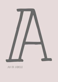 As in