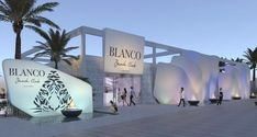 Blanco Beach Club, launching this Summer 2017 in Portugal - Made in Shoreditch Magazine Beach Club, Cocktail Bar Design, Khao Lak Beach, Lamai Beach, Beach Night, Koh Chang, Club Design, Beach Bungalows, Facades