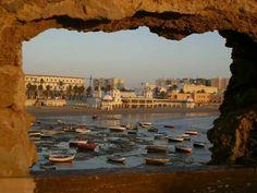 La Caleta #Cadiz#Spain