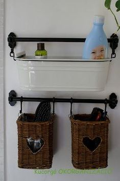 DIY Bath Storage [http://kucorg.blogspot.hu/2012/08/kisebbik-picinykem-es-kad-kapcsolata.html]