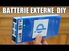 Fabriquer sa batterie externe ! - YouTube