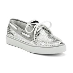 Sequined Sperry's! <3 I have these! They are the most comfortable things ever! Definitely my favorite paris of shoes!!❤❤❤❤