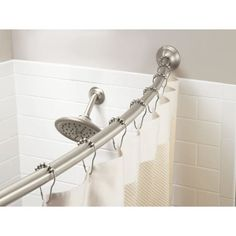 Moen S Announcement And Info On Their Adjustable Double Curved