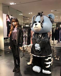 [IG] krunk_official:   #BLACKPINK #LISA #NONA9ON