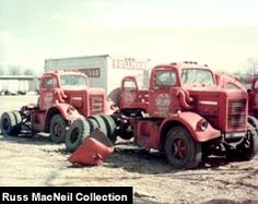 Image result for pictures of trucks from R.M. Sullivan Transportation Co. Springfield Ma.