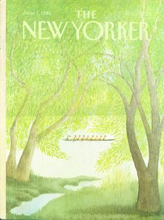 The New Yorker Cover 29 Les couvertures du magazine The New Yorker  featured design art