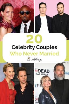 20 Celebrity Couples Who Never Married: These celebrity couples are going strong without tying the knot. Never Married, Got Married, Getting Married, Lauren Hashian, Lauren Graham, Happy Together, Together Forever, Celebrity Couples, Celebrity Weddings
