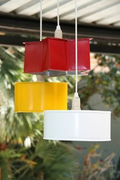 s don t throw out that old cake pan before you see these 11 ideas, Turn it into a vibrant pendant light
