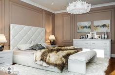 Прикроватный светильник Икеа Асель в спальне