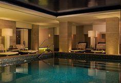 Cusco luxury hotel indoor pool
