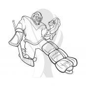 Standardmotiv Eishockeytorwart http://www.helm-pokale.de/eishockey-c-3247-5.html