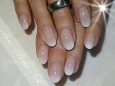 Image result for ombre french manicure