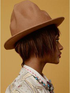 Hair, Flat Iron, Jourdan Dunn | http://maneaddicts.com/2016/07/01/the-flat-iron-buying-guide/