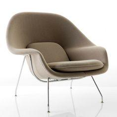 Eero Saarinen   Womb Chair (Knoll)