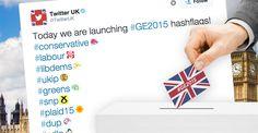 #GE2015 - Social Media Casts Its Vote.