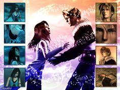 Final Fantasy 8 | Linoa et Squall - Final Fantasy VIII Wallpaper (31777640) - Fanpop ...