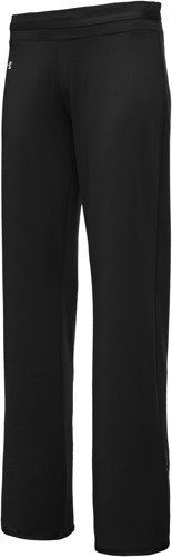 Women's Form Semi-Fitted Pant Bottoms by Under Armour by Under Armour. $49.99. Fabric Content: 88% polyester, 12% elastane. Ventilation--Mesh or breathable fabric inserts in high heat zones allow sweat to evaporate and cool air to circulate.. Fit: Semi-Fitted--Slim, contoured fit for ease of movement and a stylish look.. Performance Technology: Under Armour® AllSeasonGear®--Between the extremes. AllSeasonGear® is made from radical fabrics that flex with changing weath...