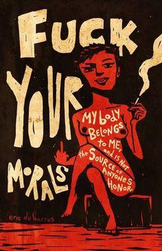 Cartel feminista