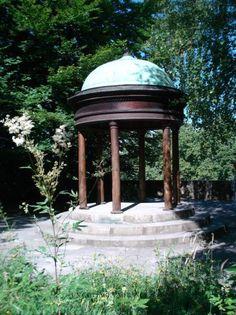 Jardin de l'Evéché de Limoges