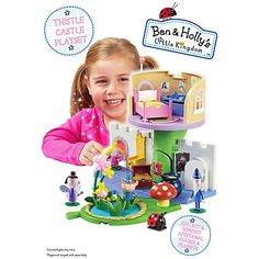 Buy Ben & Holly's Little Kingdom Thistle Castle Playset Online at johnlewis.com