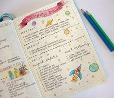 【手帳術】1冊でかしこく管理!「バレットジャーナル」の素敵な使い方8選【ノート術】 | ギャザリー