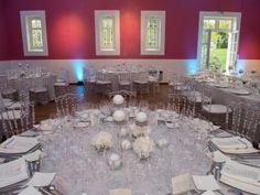 Aline barbalonga abarbalonga on pinterest - Comment disposer les tables pour un mariage ...