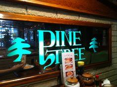 A restaurant, Pine Tree in Atami