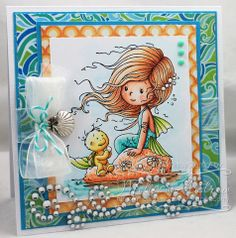 Whimsy Wee stamps - Shelley - bjl
