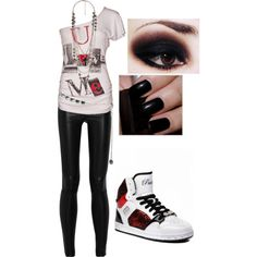 Untitled #157, created by bvb3666 on Polyvore