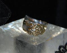 Vintage Ring #BKC-RNG by BadKittyCrafts on Etsy