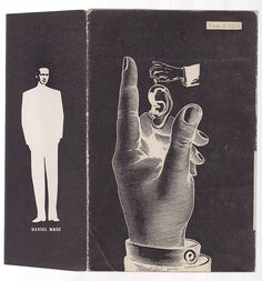 'Wesele w Atomicach', cover by Daniel Mróz, back side with his self-portrait.
