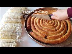 EL AÇMASI SANILAN HAZIR YUFKAYLA UNLU ÇITIR BÖREK (BAYRAM HAZIRLIĞI:) - Paçikanın Mutfağı - YouTube