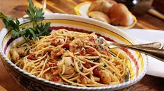 Recipes & tips for cooking Italian food.