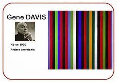Vertical traits according to Gene Davis Trait Vertical, Gene Davis, Art Mat, Art Worksheets, Ecole Art, Wall Drawing, Kindergarten Art, Oeuvre D'art, Oeuvres