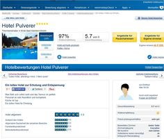 Hotelbewertung Holidaycheck Thermenwelt Hotel Pulverer http://www.holidaycheck.at/hotelbewertung-Hotel+Pulverer+Ein+tolles+Hotel+zur+Erholung+und+Entspannung-ch_hb-id_12601229.html
