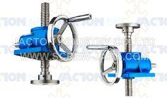 Hand Operated Screw Jack,hand wheel screw jack,hand crank screw jack,manually operated screw jack Manufacturer,Supplier,Factory - Jacton Industry Co.,Ltd.