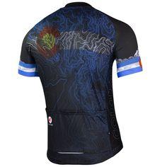 Wulibike Abbigliamento Ciclismo Uomo Estivo Tuta MTB Uomo Maglietta Ciclismo Maniche Corte Squadra Professionale