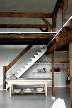 Picture this: A loft apartment built and used by those who pitched in!! Think of it as a time share :) Who's in??