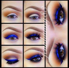 nyx royal blue
