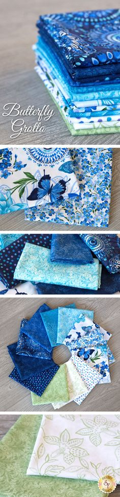 Butterfly Grotto is a beautiful collection by Timeless Treasures Fabrics available at Shabby Fabrics