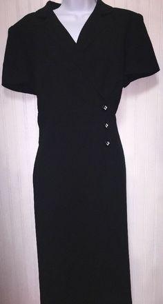 Long dress size 6 ebay klein