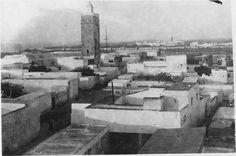 Panorama de Rabat et de Salé, pris de la Medersa des Oudaïas   1916.05.19