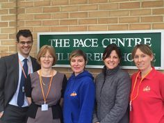 Visiting PACE  Jacqueline Tapp, Just4Children's Treasurer, met with Mark Clay and Ann Tomkins of PACE today to see for herself the great work done at their centre in Aylesbury. http://just4children.org/news/visiting-pace/